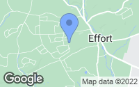 Map of Effort, PA