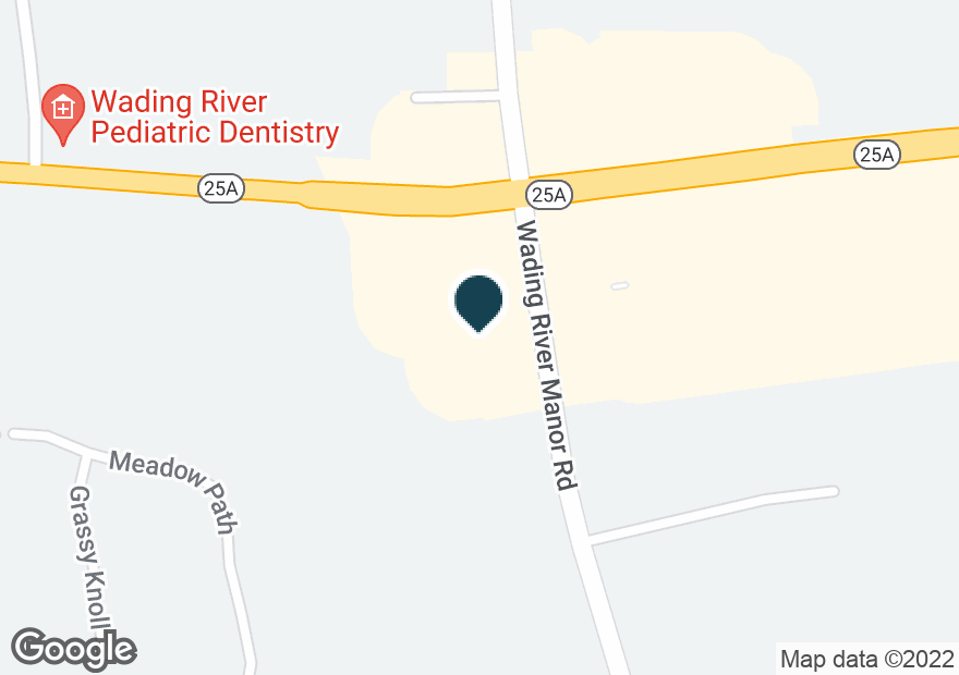 Google Map of1815 WADING RIVER MANOR RD