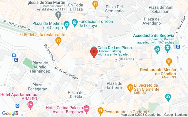 Administración nº1 de Segovia