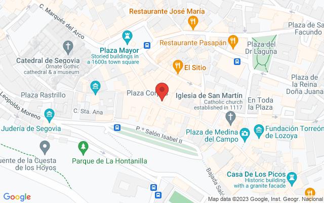 Administración nº2 de Segovia
