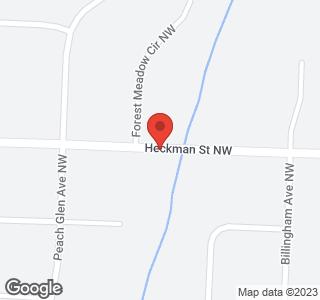 Heckman St Northwest