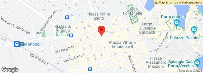 Appartamento in affitto a monopoli via magenta 32813688 - Agenzia immobiliare monopoli ...