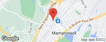 Map of 600 Mamaroneck Ave in Mamaroneck