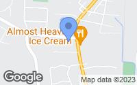 Map of Hartville, OH