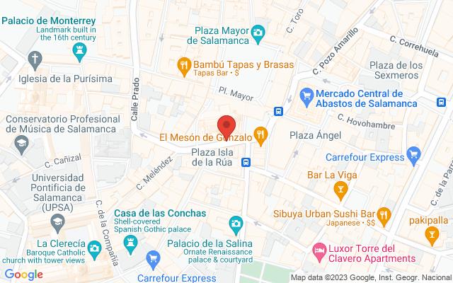 La Ranita de Salamanca