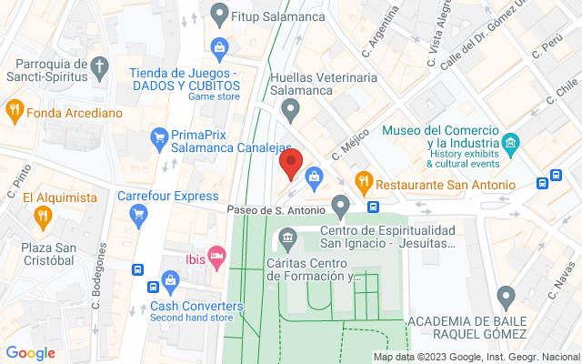 Administración nº18 de Salamanca