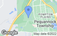 Map of Pequannock Township, NJ