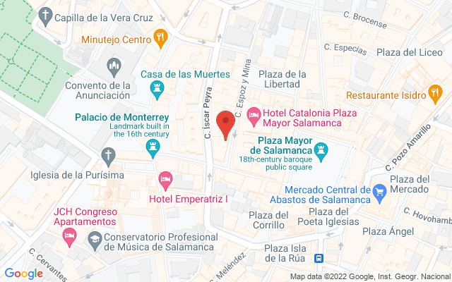 Administración nº6 de Salamanca