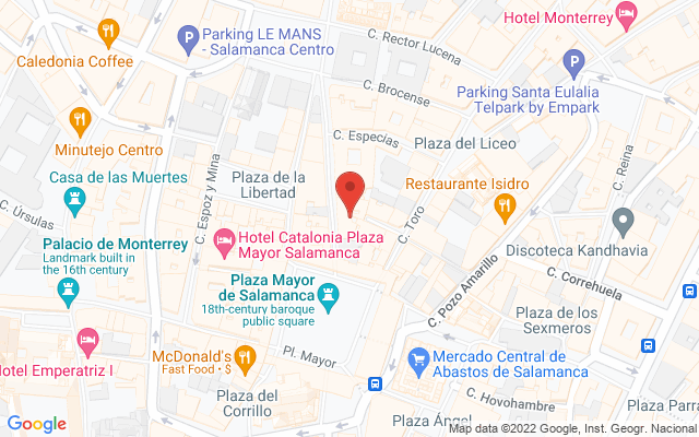 Administración nº11 de Salamanca