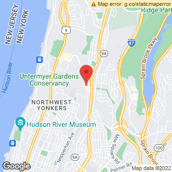 Map of Optimum WiFi Hotspot at 1223 Nepperhan Ave, Yonkers, NY 10703
