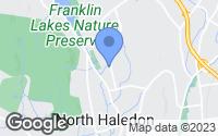 Map of North Haledon, NJ