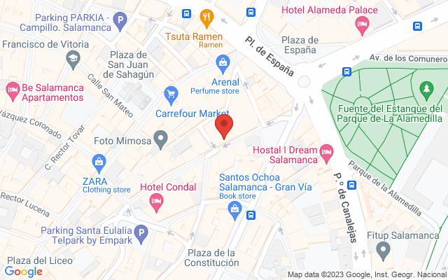 Administración nº9 de Salamanca