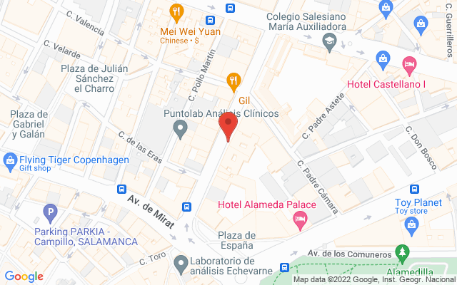 Administración nº5 de Salamanca