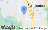 Map of Farmington, UT