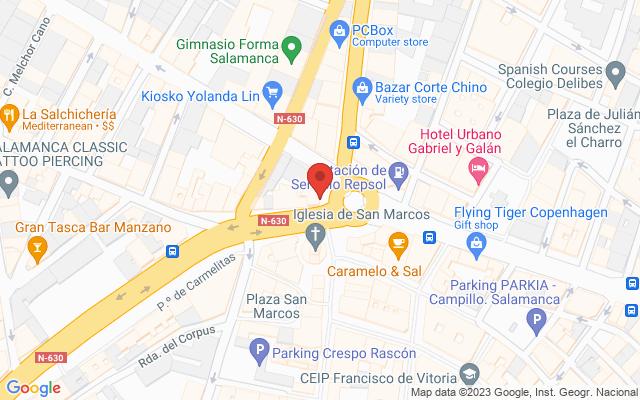 Administración nº13 de Salamanca