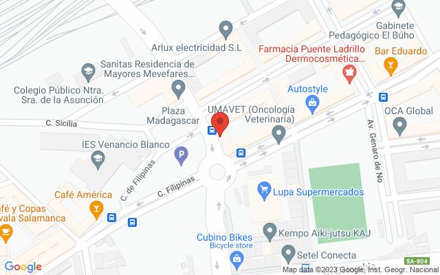 Administración nº21 de Salamanca