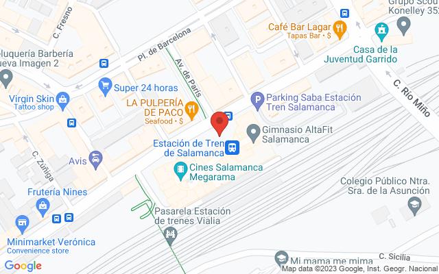Administración nº22 de Salamanca