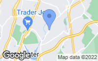 Map of Scarsdale, NY