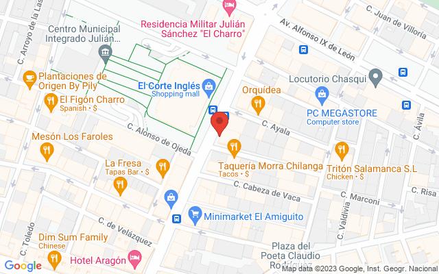 Administración nº10 de Salamanca