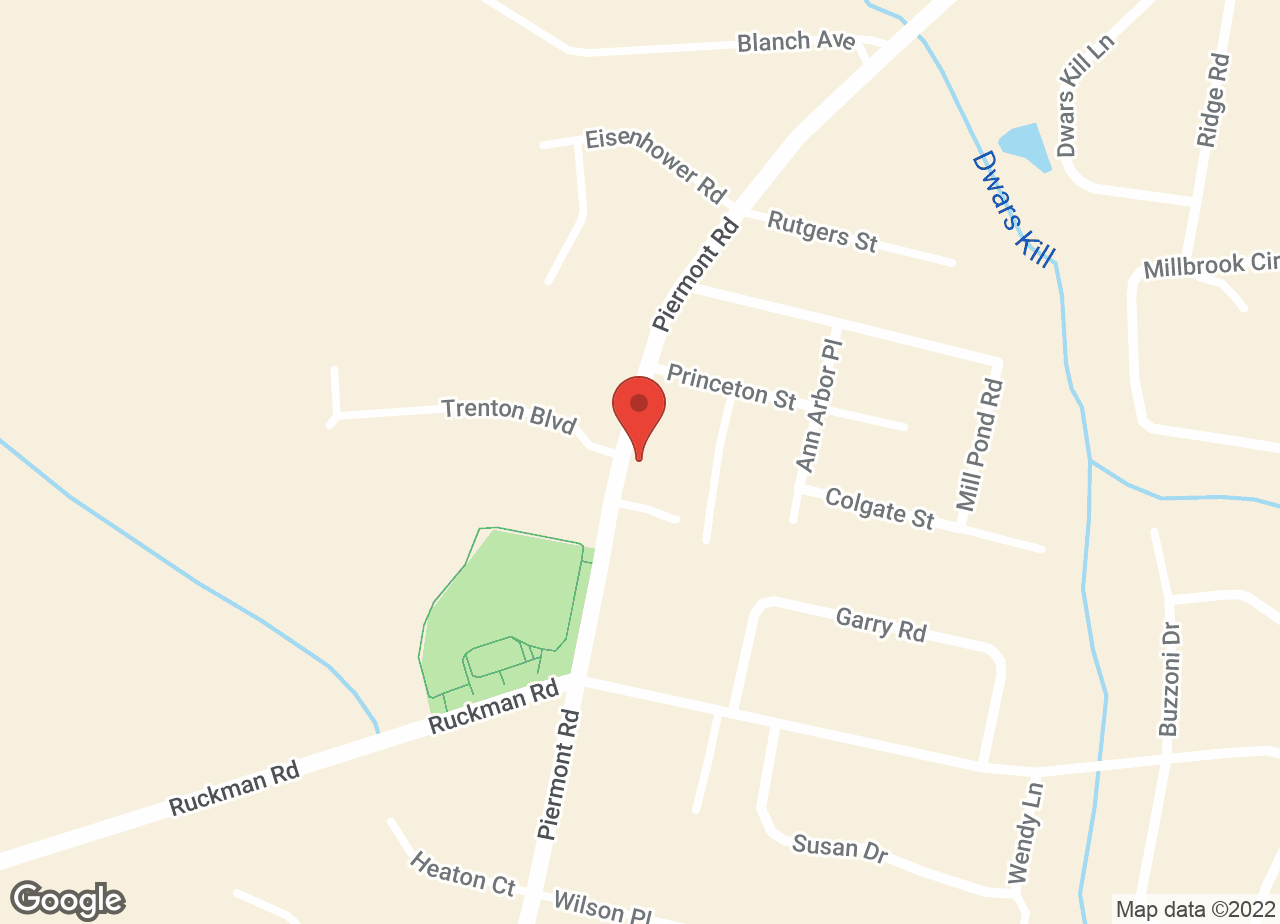 Google Map of Closter Animal Hospital