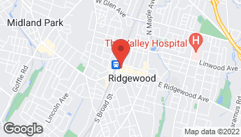 Map of 32-34 Chestnut Street in Ridgewood