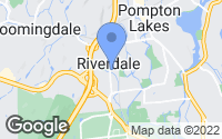 Map of Riverdale, NJ