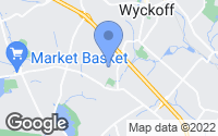 Map of Wyckoff, NJ
