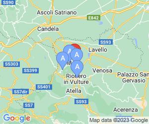 Karte für Il Tetto Hostel