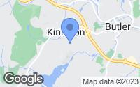 Map of Kinnelon, NJ