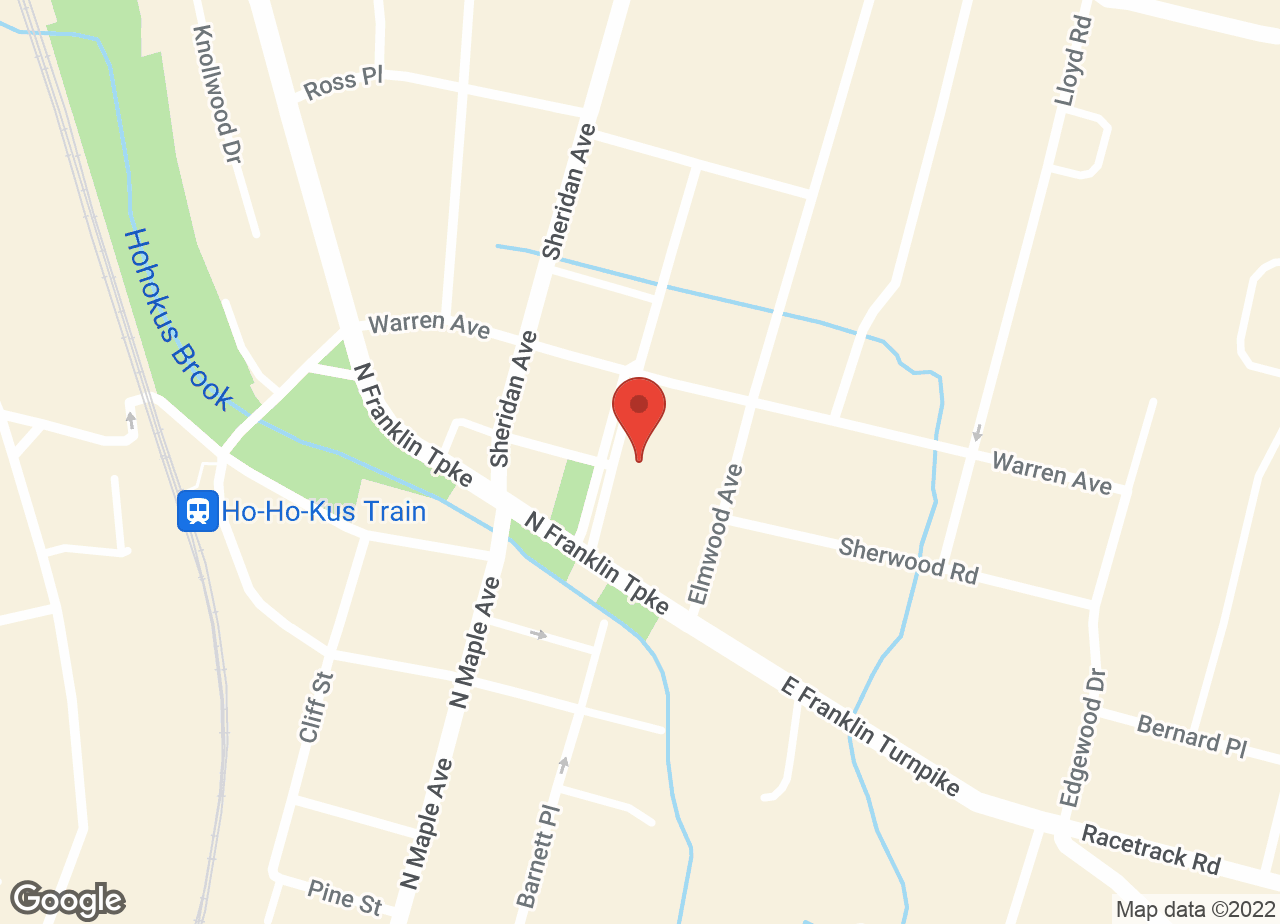 Google Map of VCA Ho-Ho-Kus Animal Hospital
