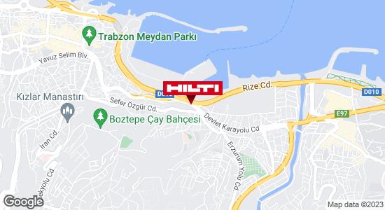 Hilti - Trabzon Mağaza