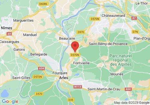 Localisation de LES RUBIS DE LANSAC