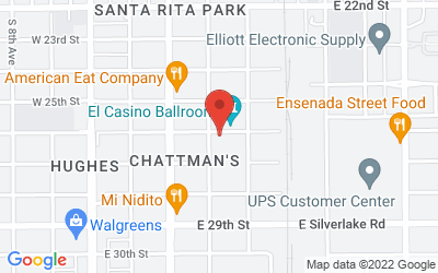 Map of Sullivan Jackson Employment Center