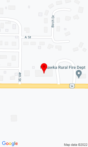 Google Map of TMS Equipment Services LLC 400 Main Street, Union, NE, 68455