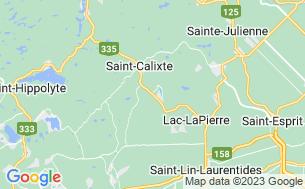 Map of Camping Du Circuit