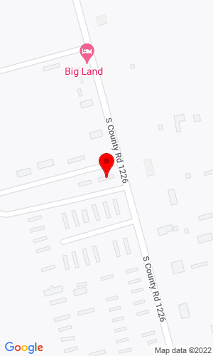 Google Map of Permian International Energy Services 4006 South County Road 1232, Midland, TX, 79706