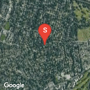 Satellite Map of 401  Monterey Avenue, Village of Pelham, NY
