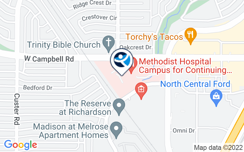 Methodist Health System Location and Directions