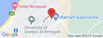Google Map of 401+Avenue+Leonidas+Sud%2CRimouski%2CQuebec+G5M+1A1