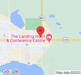 Google Map of 4014+50+Avenue%2CSt+Paul%2CAlberta+T0A+3A0