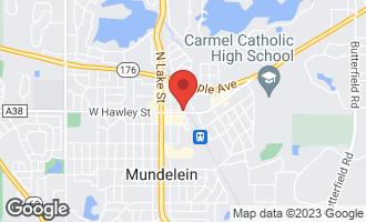 Map of 403 North Chicago Avenue MUNDELEIN, IL 60060