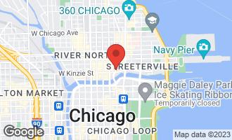Map of 403 North Wabash Avenue 15A CHICAGO, IL 60611