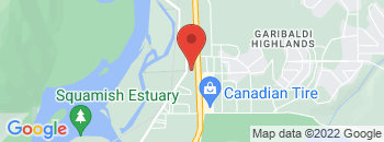 Google Map of 40310+Government+Road%2CSquamish%2CBritish+Columbia+V8B+0A3