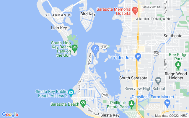 4044 Roberts Point Rd Sarasota Florida 34242 locatior map