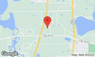Map of 40482 Prairie Avenue ANTIOCH, IL 60002