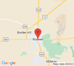Job Map - 405 West Country Club Road Roswell, New Mexico 88201 US