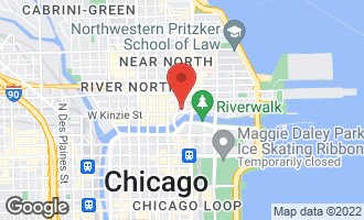Map of 405 North Wabash Avenue A-23 CHICAGO, IL 60611