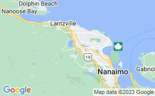 Map of Brannen Lake Campsites
