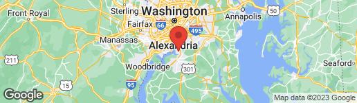 Map of 409 TANTALLON DRIVE E FORT WASHINGTON, MD 20744