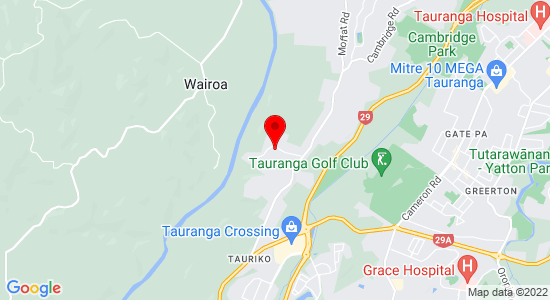 Google Map of 41 Miles Lane Tauriko, Tauranga 3110